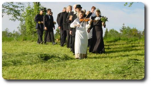 Bröllopståg