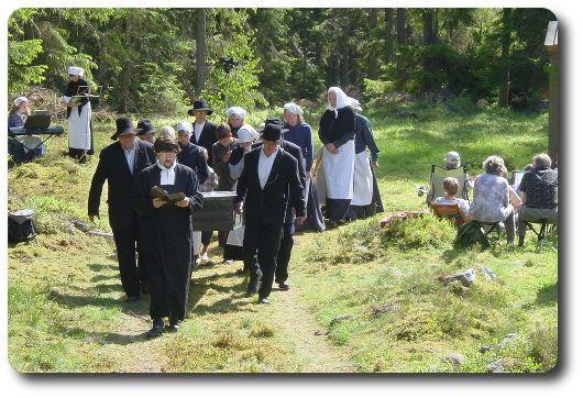 Begravningståg